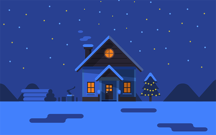 Keeping Your House Warm and The Cold Out!