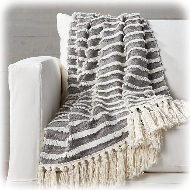 Selling your home in the winter - cozy blanket
