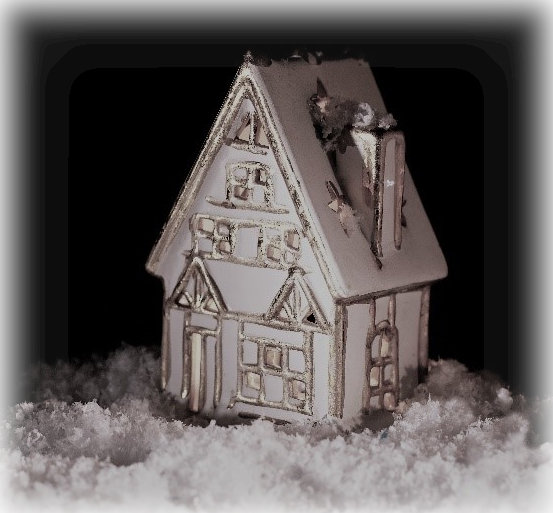 Selling your home in the winter - House in the snow