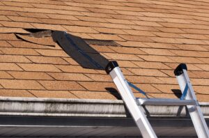 Replace Worn or Damaged Shingles