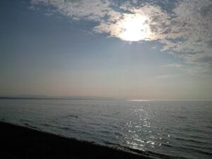 Wasaga Beach in the Evening