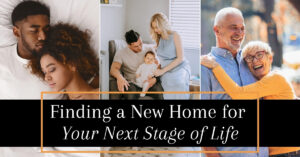 Real Estate Through Life Stages